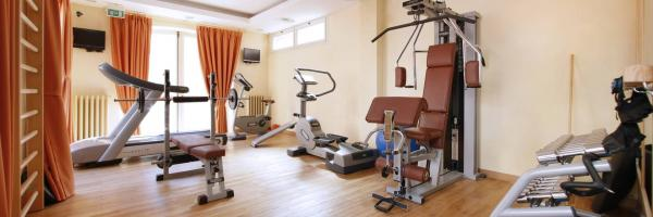 "EQUIPPED ""TECHNOGYM"" GYMNASIUM"